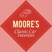 Moore's Classic Car Interiors Logo